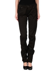 Re Hash Casual Pants Dark Brown