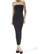 Wolford Fatal Stretch Jersey Tube Dress Black