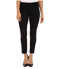 Nydj Petite Petite Clarissa Ankle In Black Black Women's Casual Pants