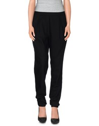 Momoni Momoni Trousers Casual Trousers Women Black