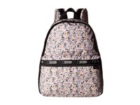 Le Sport Sac Basic Backpack Bag Happiness Dots Backpack Bags Pink