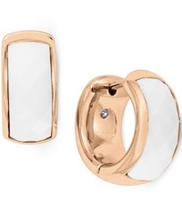 Fossil Jf01120791 Womens Earrings Rose Gold