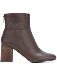 See By Chloe 'Mila' Boots Brown