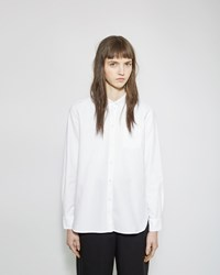 Norse Projects Elva Oxford Shirt White