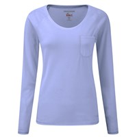 Craghoppers Nosilife Base Long Sleeved T Shirt Lilac