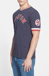 Men's Red Jacket 'Boston Red Sox Remote Control' T Shirt
