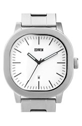 Men's Edwin 'Anderson' Bracelet Watch 44Mm