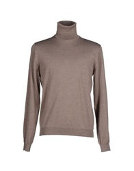 Zanone Turtlenecks Dove Grey