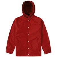 Sassafras Gardener Bud Breaker Jacket Red