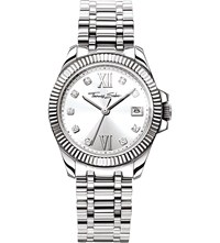 Thomas Sabo Glam And Soul Divine Stainless Steel Watch