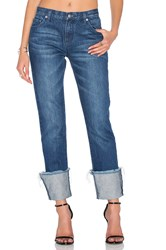 Edit Turn Up Boyfriend Jean Dark Wash