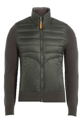Parajumpers Jacket With Cotton Merino Wool And Down Filling Gr. S
