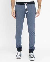 Sweet Pants Navy Terry 2T Slim Fit Joggers With Contrasting Pocket