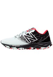 New Balance Wt690 Trail Running Shoes Light Blue Turquoise