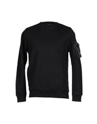 Duck And Cover Topwear Sweatshirts Men Black