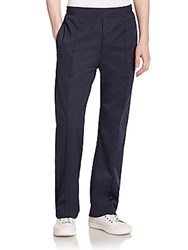 Acne Studios Frede Track Pants Navy