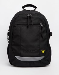 Lyle And Scott Tactical Backpack Black