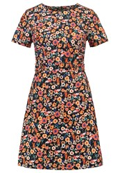 Dorothy Perkins Summer Dress Multi Bright Multicoloured