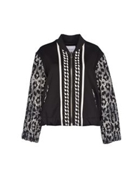 The Textile Rebels Jackets Black