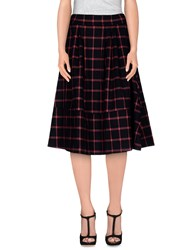 Cutie Skirts 3 4 Length Skirts Women Black