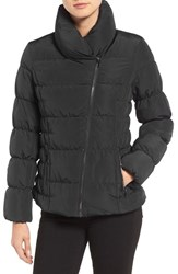 Kenneth Cole Women's Asymmetrical Puffer Jacket