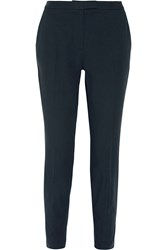 Iris And Ink Bernadette Cotton Crepe Skinny Pants