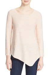 Women's Joie 'Tambrel D' Cotton And Cashmere Asymmetrical Sweater