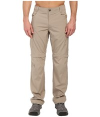 Columbia Silver Ridge Stretch Convertible Pants Tusk Men's Casual Pants Beige