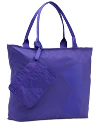 Under Armour Big Logo Tote Bag Deep Orchid