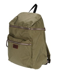 Woolrich Backpacks And Fanny Packs Military Green