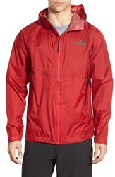 The North Face Men's 'Venture Fastpack' Dryvent Raincoat Tnf Red
