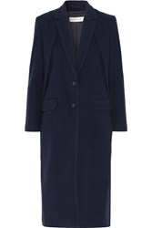 Rebecca Minkoff Kennedy Deconstructed Wool Blend Coat