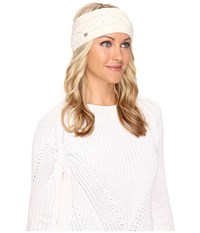 Ugg Cable Headband Ivory Headband White