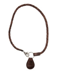 Closed Belts Brown