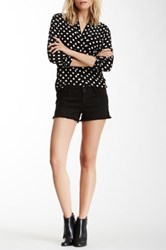 Black Orchid Black Star Cut Off Short