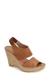 Women's Andre Assous 'Reese' Wedge Sandal Buff