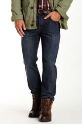 Timberland Thompson Lake Scratch Denim Jean Blue