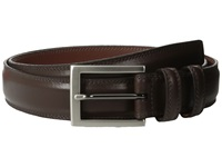 Torino Leather Co. 32Mm Aniline Leather Brown Men's Belts