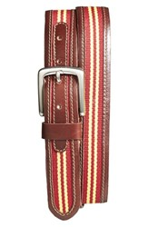 Men's Jack Mason Brand 'Tailgate Iowa State Cyclones' Belt