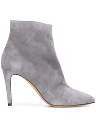 Emporio Armani Ankle Boots Grey