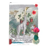 Christian Lacroix Wild Nature A6 Layflat Notebook