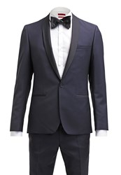 Karl Lagerfeld Lagerfeld Fun Suit Blau Grau Blue Grey