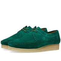 Padmore And Barnes M387 Willow Hunter Green Suede