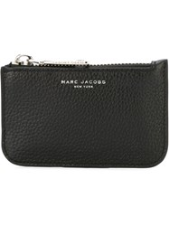 Marc Jacobs 'Gotham' Key Pouch Black
