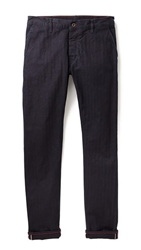 Raleigh Denim Marting Herringbone Trousers