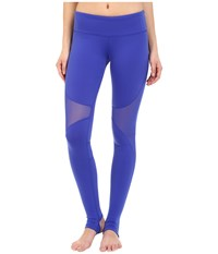 Alo Yoga Coast Legggings Deep Electric Blue Women's Casual Pants