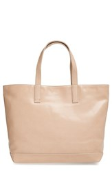 Matt And Nat 'Schlepp' Vegan Leather Tote Beige Cardamom