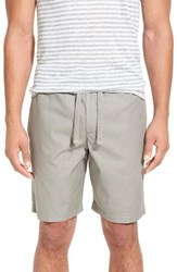 Obey Men's 'Jetty' Dobby Shorts Grey