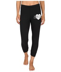 Spiritual Gangster Sg Love Mini Dharma Pants Vintage Black Women's Casual Pants