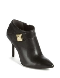 Enzo Angiolini Corynn Leather Ankle Boots